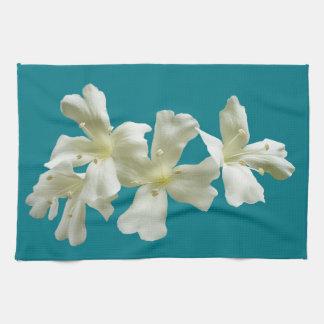 Glory Vine Flowers Hand Towel