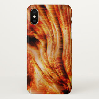 Glossy Flare Storm Phone Case