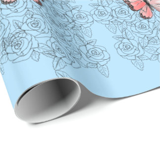 Glossy Wrapping Paper - pero