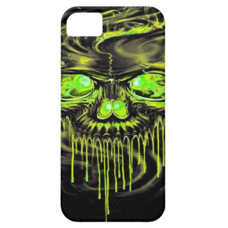 Glossy Yella Skeletons Case For The iPhone 5