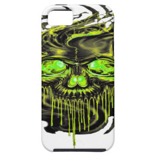 Glossy Yella Skeletons PNG iPhone 5 Cases