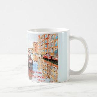 Gloucester Barge Arm coffee mug