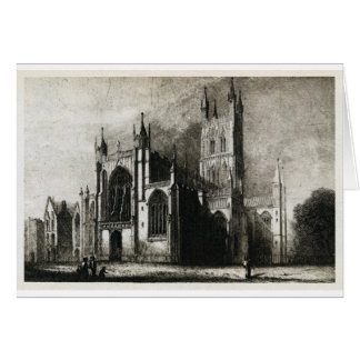 Gloucester Cathedral Card