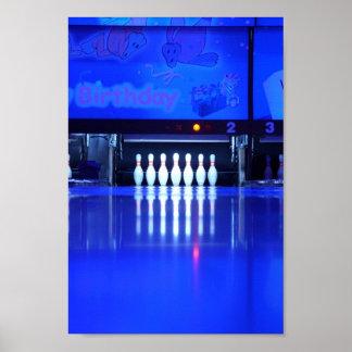 Glow Bowl Print