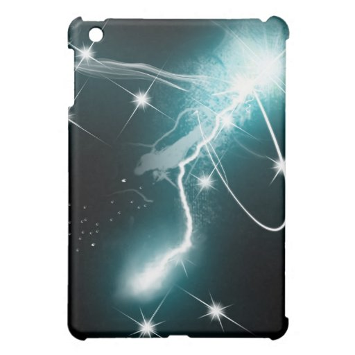 Glow Effect iPad Case
