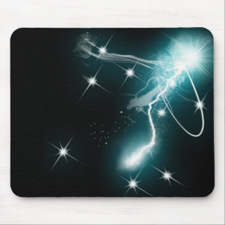 Glow Effect Mouse Pad