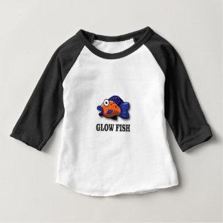 glow fish baby T-Shirt