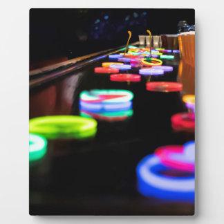 Glow In the Dark Plaque
