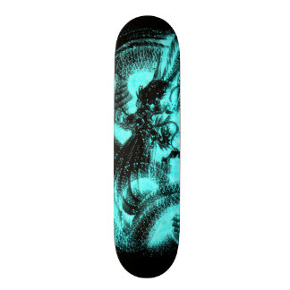 Glow In The Dark Zodiac Dragon Custom Pro Board 21.6 Cm Skateboard Deck
