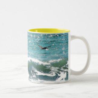 Glow Waves/Pelicans Mug