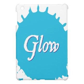 GLOW with happiness! iPad Mini Covers