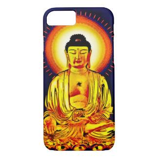 Glowing Buddha Airbrush Art iPhone 7 Case