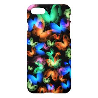 Glowing Butterflies iPhone 7 Case