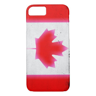 Glowing Canadian iPhone 7 Case