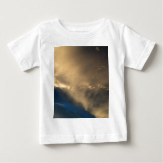 Glowing clouds baby T-Shirt