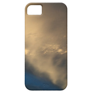 Glowing clouds iPhone 5 covers