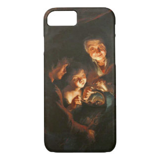Glowing Coals 1618 iPhone 7 Case