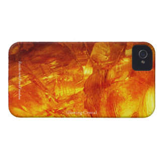 Glowing Crystal iPhone4 Case