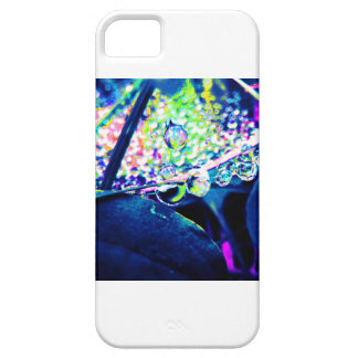 Glowing Dew drops i-phone Case