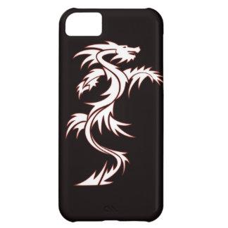 Glowing dragon iPhone 5C case