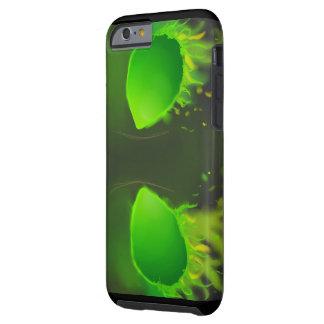 Glowing Eyes phone case