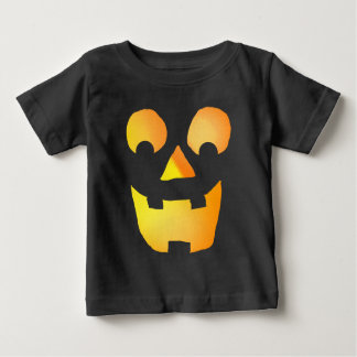 Glowing Jackolantern Face 0920 Baby T-Shirt