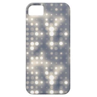 Glowing Light Polka Dot Pattern iPhone 5 Case