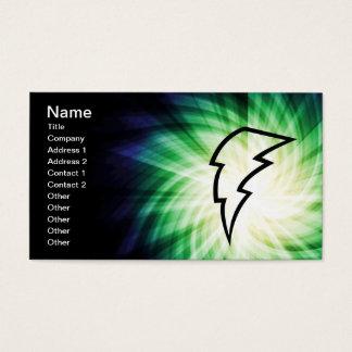 Glowing Lightning Bolt
