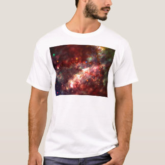 Glowing Spruce Branches T-Shirt