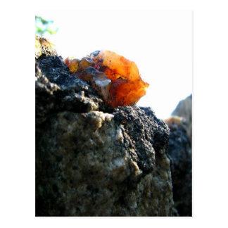 Glowing Stone Postcard