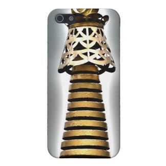 Glowing Stupa iPhone 5/5S Covers