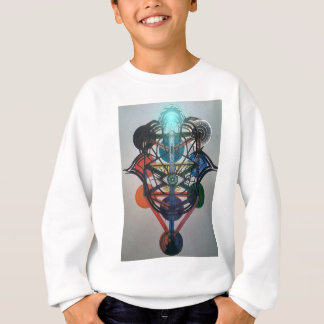 Glowing Tree of Life Sweatshirt