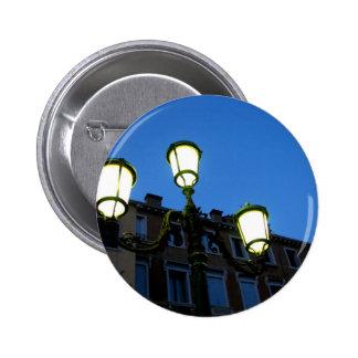 Glowing Venice 6 Cm Round Badge