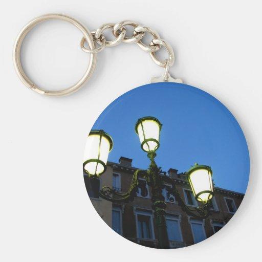 Glowing Venice Keychains