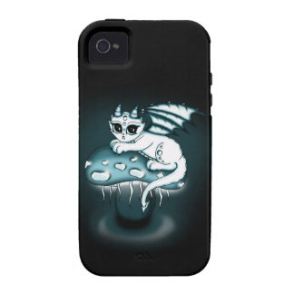 Glowy Dragon iPhone 4 Cover