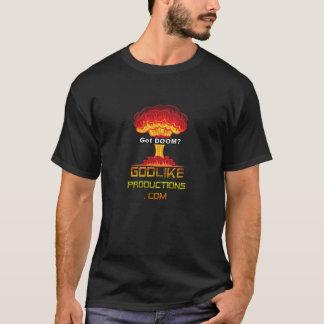 """GLP T-shirt """" Got DOOM?"""