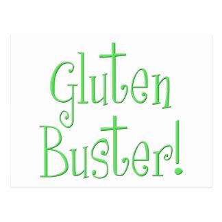 Gluten Buster Postcard