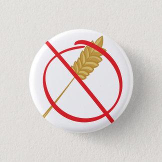 Gluten Free - Allergy/Intolerance 3 Cm Round Badge