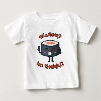 Gluten-Free Awareness Clothing Gluten? No Thanks! Baby T-Shirt