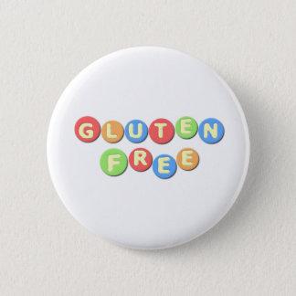 Gluten Free Celiac 6 Cm Round Badge