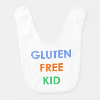 Gluten Free Celiac Baby Bib