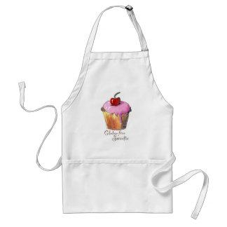 Gluten-Free Cupcake Apron