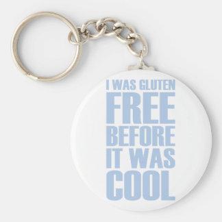 Gluten Free Key Ring