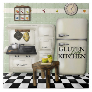 Gluten Free Kitchen Tile