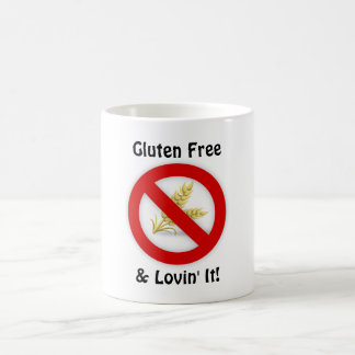 Gluten Free & Lovin' It Mug