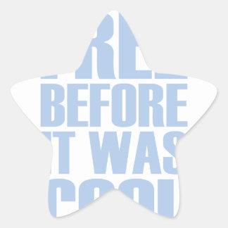 Gluten Free Star Sticker