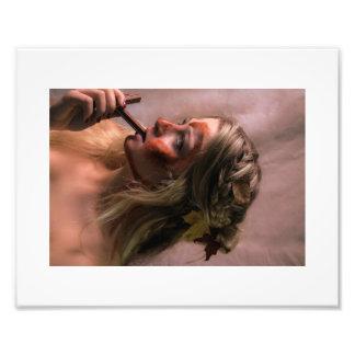 Gluttony: 7 Deadly Sins Photo Print