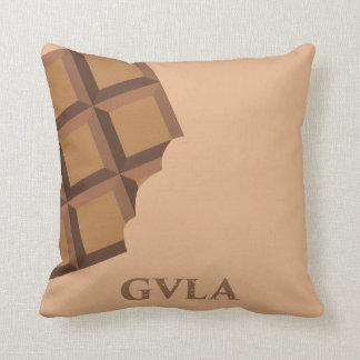 Gluttony - 7sins throw pillow