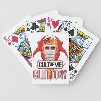 GLUTTONY Cult of Me Card Decks