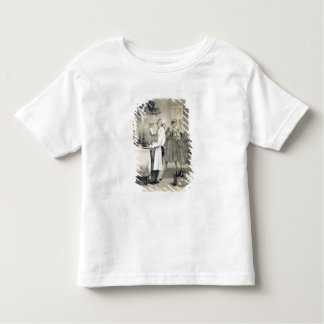 Gluttony in the Kitchen, from a series of prints d Toddler T-Shirt